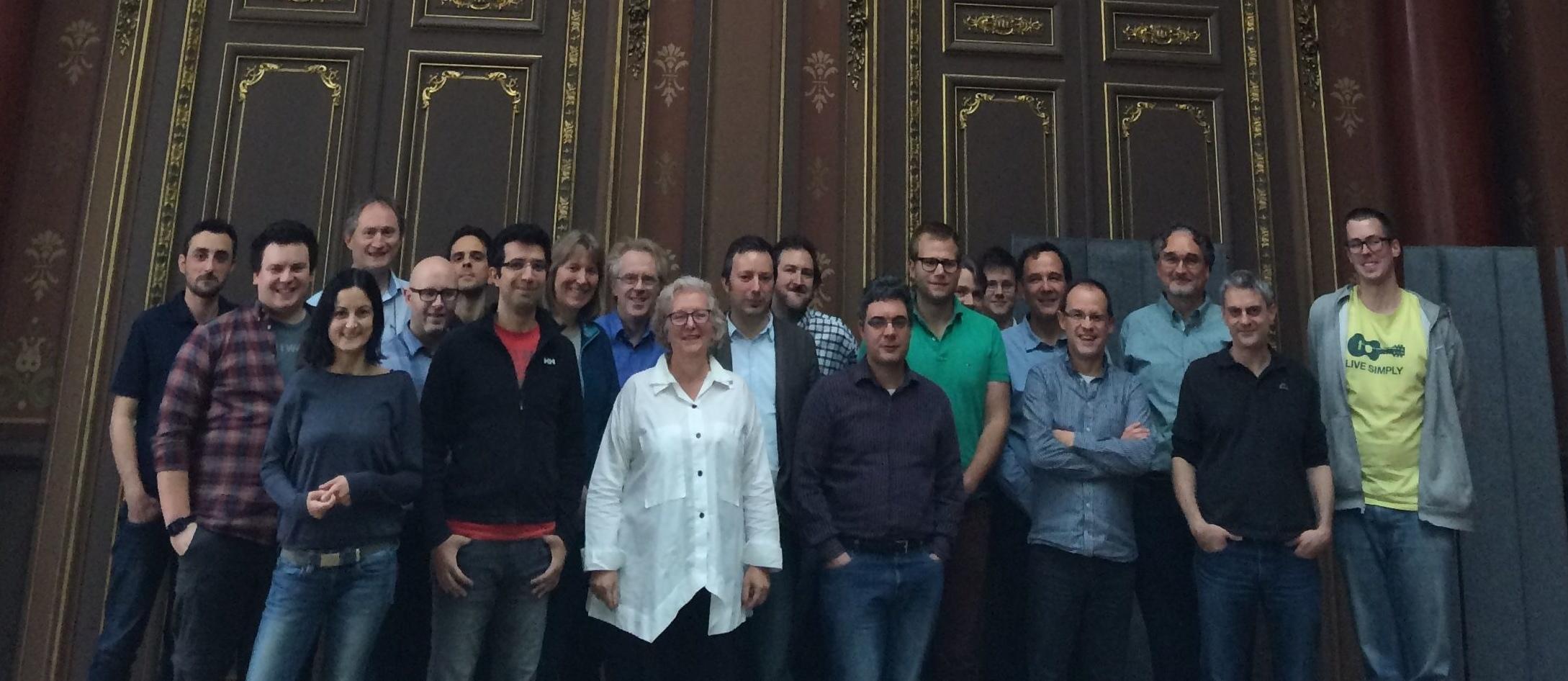 Paris SAB meeting at Mozilla